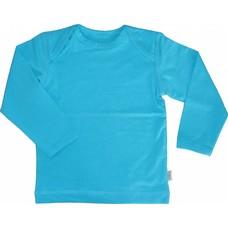 Snoozy Scandinavia shirt Blue ls