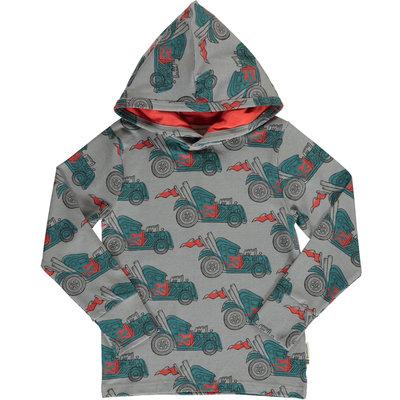 Maxomorra shirt Hot Rod hood