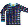 Duns Sweden shirt Radish blue