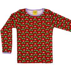 Duns Sweden shirt Radish red