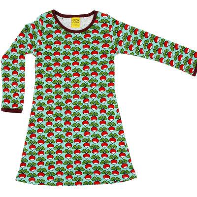 Duns Sweden jurk Radish mint