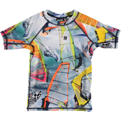 Molo swim shirt Windsurfers