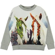 Molo sweater Vintage Ponies