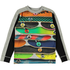 Molo shirt Skateboards ls