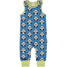 Maxomorra playsuit Playful Panda