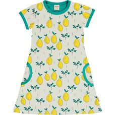 Meyadey (Maxomorra) jurk Leafly Lemon