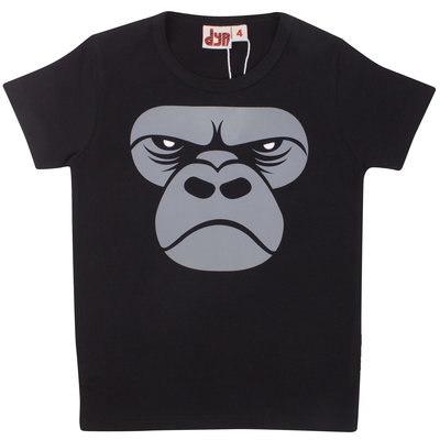 DYR shirt Zoomgorilla ss