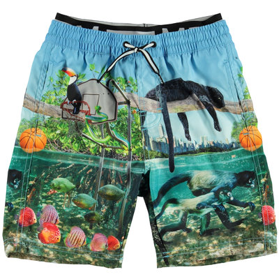 Molo zwemshort Jungle Fever