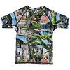 Molo swim shirt Urban Jungle