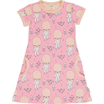 Meyadey (Maxomorra) jurk Cute Squid