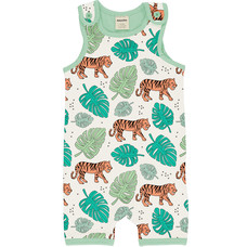 Meyadey (Maxomorra) playsuit Tiger Jungle