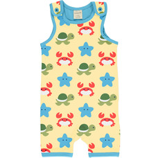 Maxomorra Beach Buddies playsuit