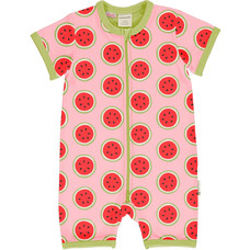 Maxomorra summersuit Watermelon
