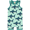 Maxomorra playsuit Shark