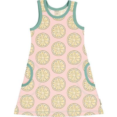 Maxomorra summer dress Fresh Lemon