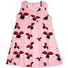 JNY summer dress Scarlet