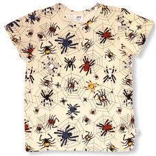JNY shirt Happy Spider