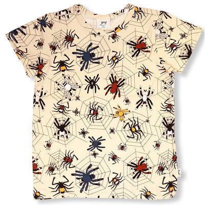 JNY shirt Happy Spider