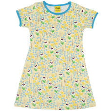 Duns Sweden dress Meadow yellow