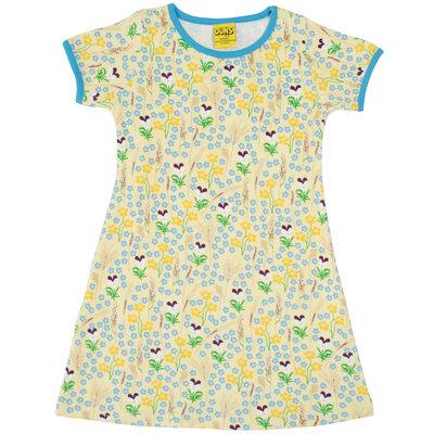 Duns Sweden jurk Meadow yellow