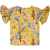 Molo shirt The Art of Flowers