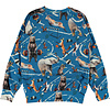 Molo shirt Athletic Animals ls
