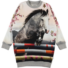 Molo tuniek/jurk Jumping Horse