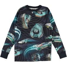 Molo shirt Time Machines ls