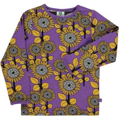 Smafolk shirt Flowers purple heart