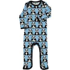 Smafolk jumpsuit Panda air blue