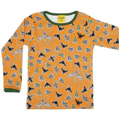 Duns Sweden shirt Flies dark cheddar