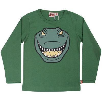 DYR shirt Krokodille pine
