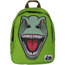 DYR backpack T-rex green