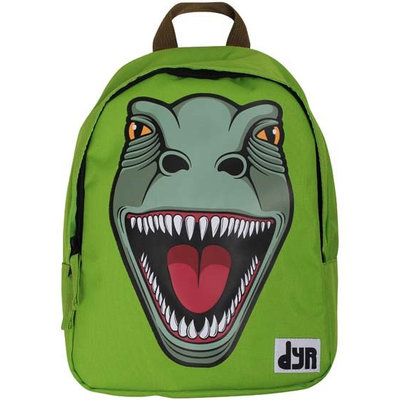 DYR backpack T-rex green