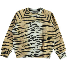 Molo sweater Wild Tiger