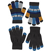 Molo gloves Brown Darkness (2 pairs)