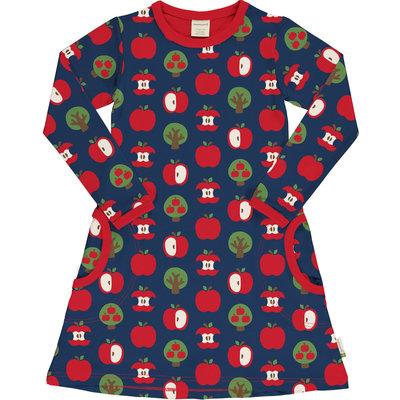 Maxomorra jurk Apple