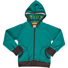 Maxomorra Lagoon velvet jacket