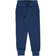 Maxomorra sweatpants Navy