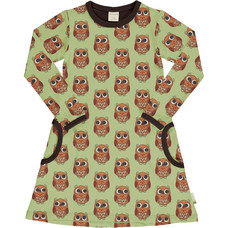 Maxomorra dress Owl