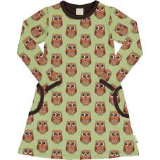 Maxomorra jurk Owl