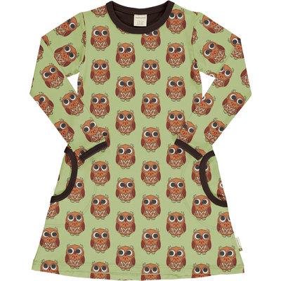 Maxomorra dress Owl