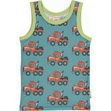 Maxomorra tank top Highway Truck