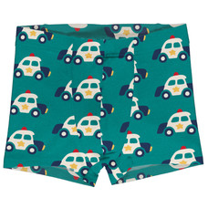 Maxomorra boxer shorts Police Car