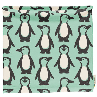 Maxomorra scarf tube Penguin Family