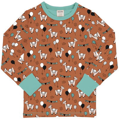 Meyadey (Maxomorra) shirt Camel Party