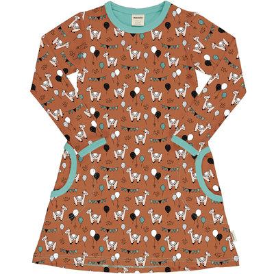 Meyadey (Maxomorra) Camel Party dress
