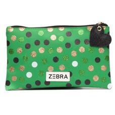 Zebra Trends etui Wild Dots Green
