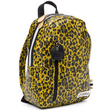 Zebra Trends rugzak Leo Yellow (M)