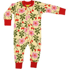 Duns Sweden zipsuit Roseship Yellow